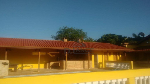 Chácara Com 3 Dormitórios À Venda, 1800 M² Por R$ 690.000,00 - Vale Das Garças - Campinas/sp - Ch0374