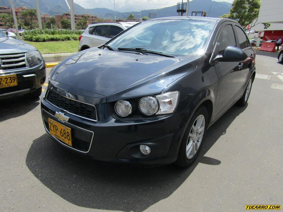 Chevrolet Sonic 1.6 Mt