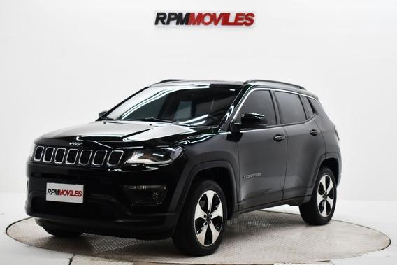 Jeep Compass Longitud 4x4 At 2018 Rpm Moviles