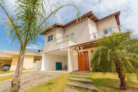 Casa À Venda, 300 M² Por R$ 1.250.000,00 - Reserva Da Serra - Jundiaí/sp - Ca1371
