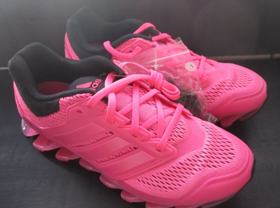 Tênis adidas Springblade Drive Feminino Rosa Preto Us 7 Br36