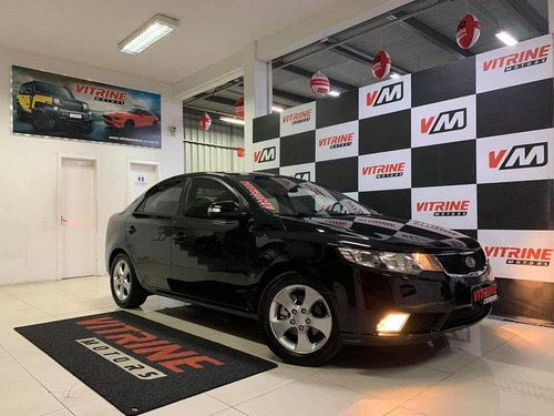 Kia Cerato 1.6 Ex2 Sedan 16v Gasolina 4p Manual