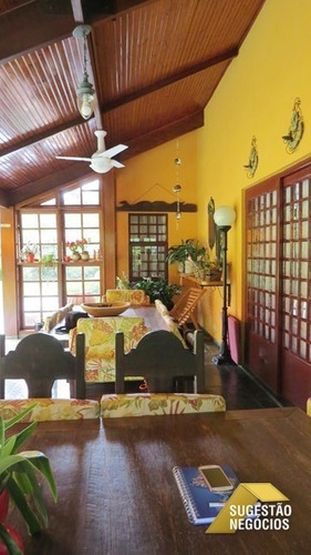 Chácara Sofisticada No Melhor Condomínio Da Região - 2431