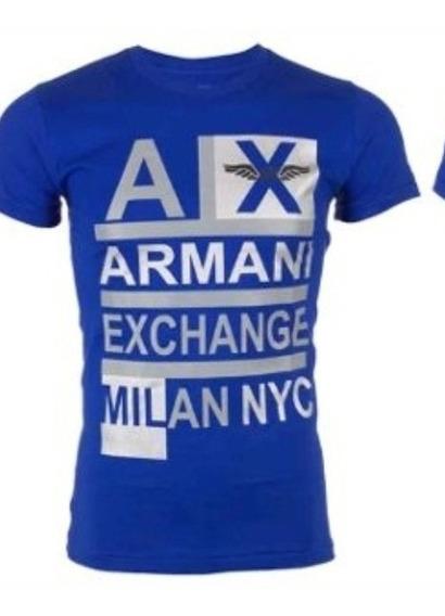 Remera Armani Original