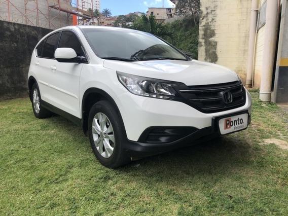 Crv 2.0 Lx 4x2 16v Gasolina 4p Automático 105000km