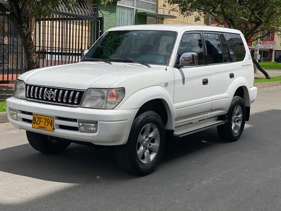 Toyota Prado Vx Full Equipo