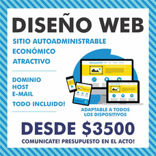 Diseño Web - Web Autoadministrable - Paginas Web - Sitio Web