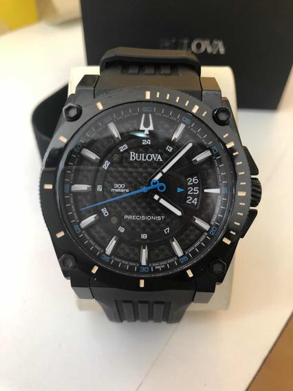 Reloj Bulova Precisionist 98b142 Estética 9