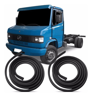 Par Borracha Porta Caminhão Mercedes 912 914 709 710 712