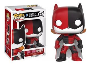 Funko Pop! Dc Super Heroes Harley Quinn Imposter #127