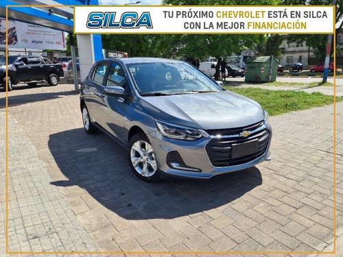 Chevrolet Onix Premier 2022 Gris Oscuro 0km