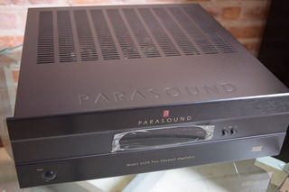 Amplificador De Potencia Parasound Modelo Newclassic 2250