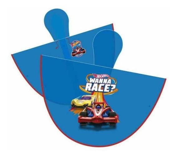 Capa De Lluvia Piloto Infantil Hot Wheels Capa Lluvia Autos