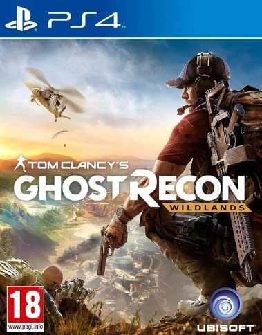 Ghost Recon Wildlands Ps4 Dublado Em Portugues