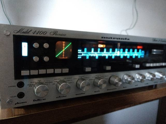Marantz 4400 Receiver. Não É Sansui Pioneer Sony