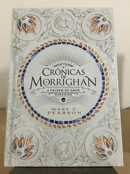 Livro Crônicas De Morrighan - Mary E. Pearson - No Plastico!