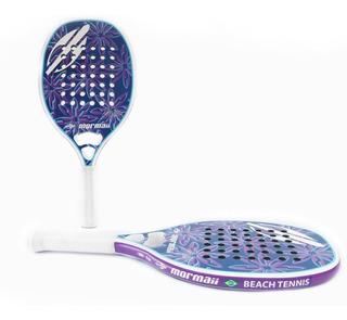 Raquete De Beach Tennis Mormaii Fenix Rafaela Miiller