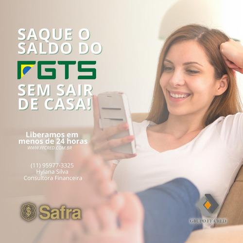 Imagem 1 de 3 de Liberação De Fgts