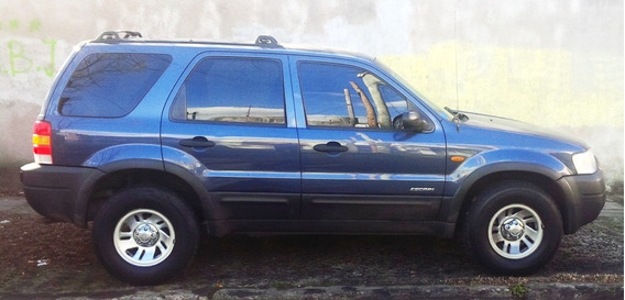 Ford Escape 2.0 Xls 4x4 2002