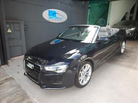 Audi A5 A5 Cabriolet Ambition 2015 Quattro Único Dono
