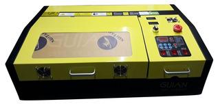 Grabadora Cortadora Laser Cnc 45x45 110v Sistema Antiflama