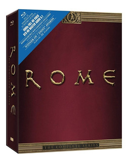 Roma Serie Completa Edicion Especial Bluray