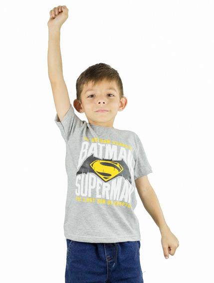 Franelas De Niños Carter Super Heroe Momo Kids Nike adidas