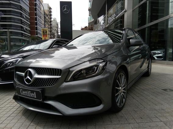 Mercedes-benz Clase A 2.0 A250 Amg-line 211cv Usado 2016