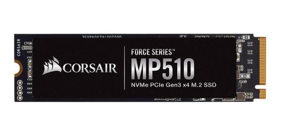 Ssd Corsair Force Series Mp510 480gb 3480mbs Cssdf480gbmp510