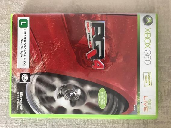 Pgr Project Gotham Racing 4 Xbox 360 Origina