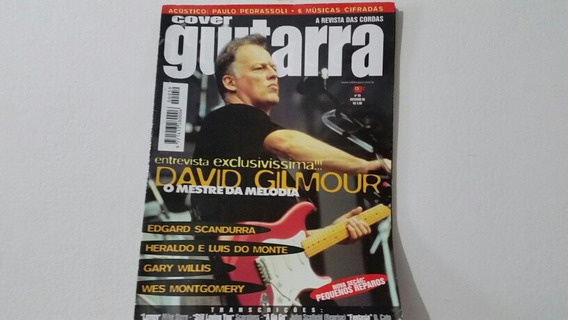 Revista Cover Guitarra 59