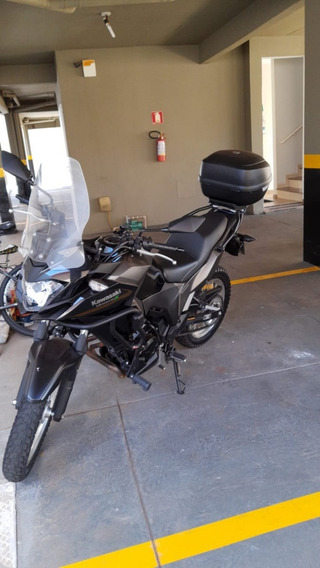 Kawasaki Versys X 300 Pouco Rodada Impecavel (xre300 Cb500x)