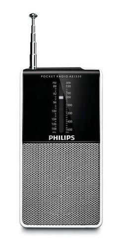 Radio Portatil Philips Ae1530 Salida Aux Fm Mw Am Parlante