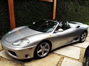 Ferrari F360 Prata 2002/2003 3.6