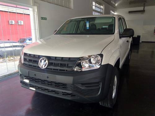 Volkswagen Amarok 2.0 Cd Tdi 140cv Trendline 4x2 0 Km 2021
