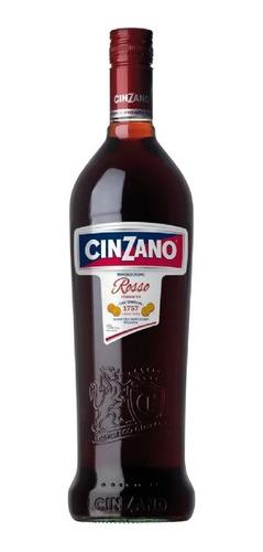 Imagen 1 de 2 de Cinzano Rosso - 1 Litro - Aperitivo Grupo Campari