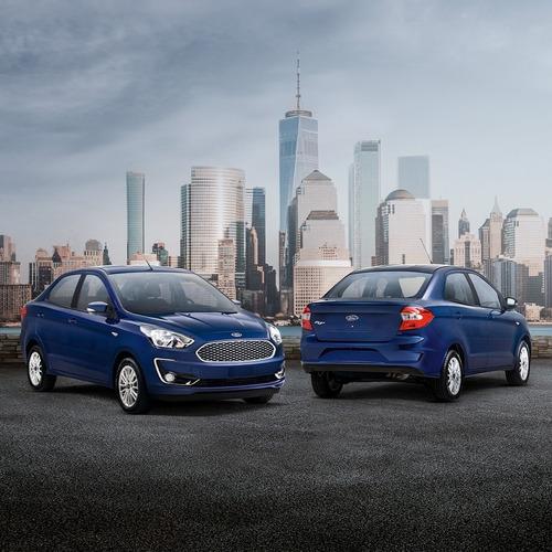 Ford Figo Titanium 2021