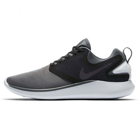 Tênis Masculino De Corrida Nike Lunarsolo Cinza Original