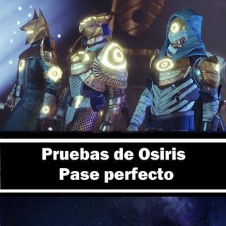 Destiny 2 Pruebas De Osiris Pase Perfecto Xbox/ps4