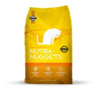 Nutra Nuggets Mantenimiento Gatos 3kg - kg a $16500