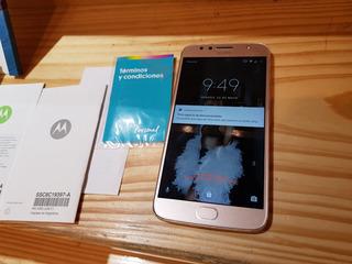 Personal Celular Moto G5s Plus 4 G 3gb 32gb + Cd 32 Gb Usado