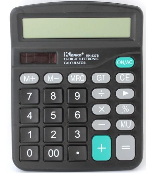 Calculadora De Escritorio Kenko Kk-837b