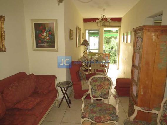 Apartamento-à Venda-laranjeiras-rio De Janeiro - Cbap20287