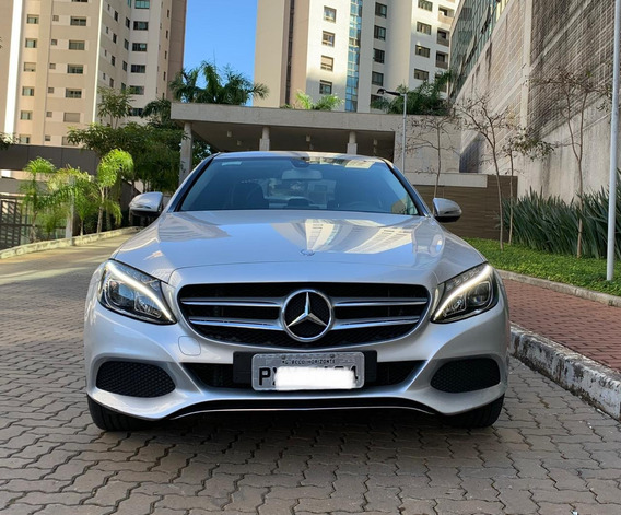Mercedes-benz Classe C 1.6 Avantgarde Turbo Flex 4p 2016
