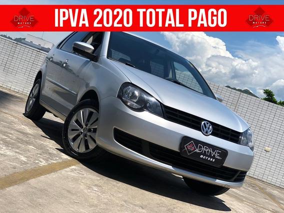 Volkswagen Polo 1.6 Vht Hatch 2014