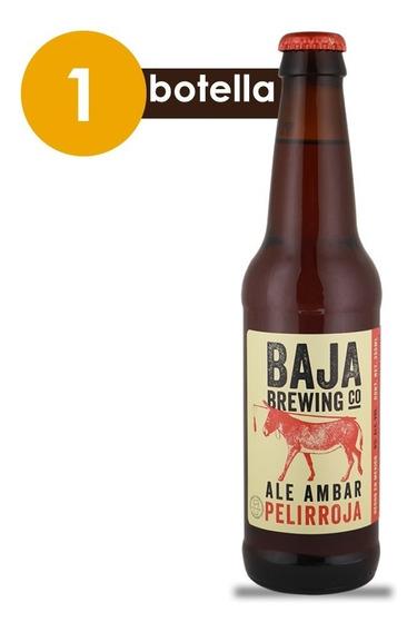 Cervexxa Cerveza Artesanal Baja Brewing Pelirroja