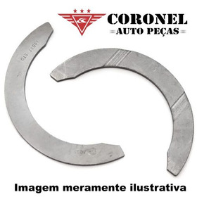 Arruela Encosto Mercedes Benz 1.6 8v Classe A 160 Std