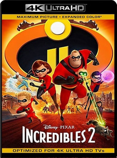 Los Increibles 2 Blu-ray Final Full !!!