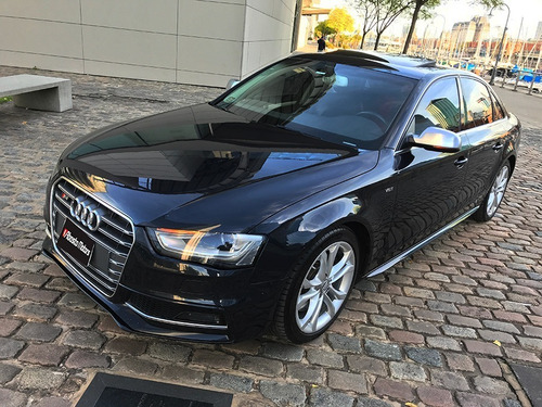 Audi S4 2013 Impecable Super Cuidado Services Abasto Motors