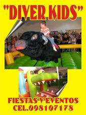Diver Kids Fiestas Y Eventos